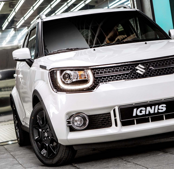 Suzuki Ignis Safety Features